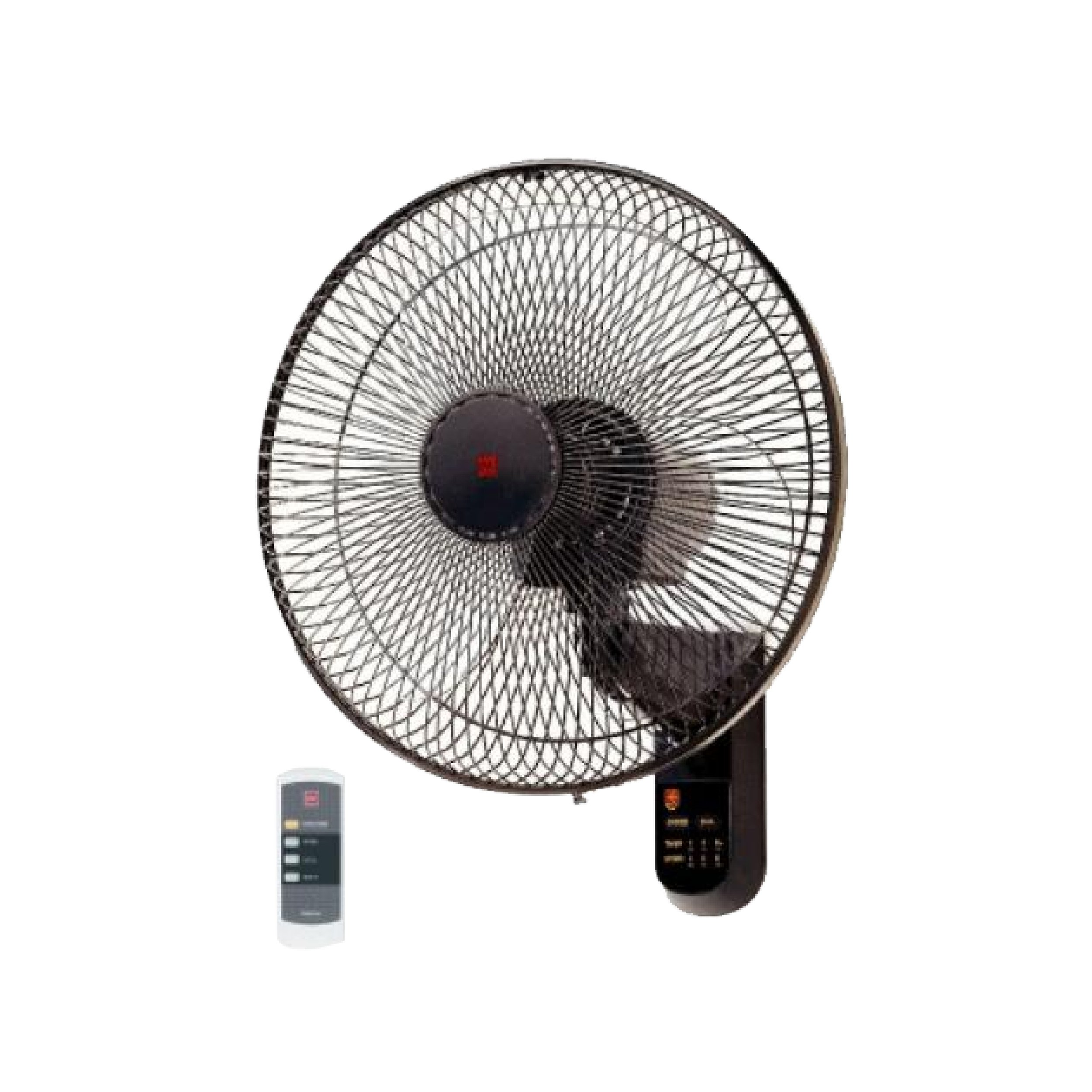 Kdk Wall Moving Fan With Remote Control